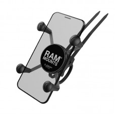 X-Grip® Phone Mount with EZ-On/Off™ Bicycle Base