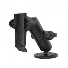 RAM® Drill-Down Mount with Garmin Spine Clip Holder