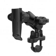 RAM® Spine Clip Garmin Mount with Handlebar U-Bolt Base