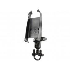 RAM® Handlebar U-Bolt Double Ball Mount for Lowrance AirMap 600C + More
