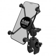 X-Grip® Large Phone Mount with Tough-Claw™ Small Clamp Base