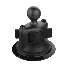 """Composite 3.3"""" Diameter Suction Cup Base with 1"""" Ball"""