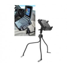 "Pod III Laptop Mount with Double 1.5"" Ball Arm"