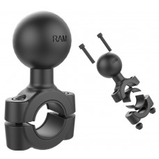 """Torque™ Rail and Handlebar Base with 1.5"""" Ball for 0.75"""" to 1"""" Diameter"""