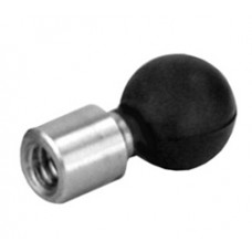 "0.56"" Ball with 1/4""-20 Threaded Post"