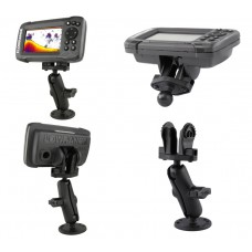 """B Size 1"""" Fishfinder Mount for the Lowrance Hook² Series"""