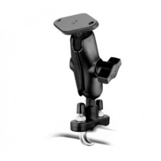 "U-Bolt Mount with Standard 1"" Ball Arm and Diamond Base"