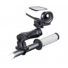 "Handlebar Mount with 1"" Ball Garmin VIRB™ Adapter"