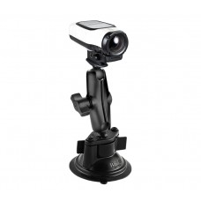 Twist Lock Suction Cup Mount with Garmin VIRB™ Camera Adapter