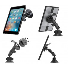 Twist-Lock™ Suction Cup Mount with Quick Release for OtterBox uniVERSE iPad Air 2 and iPad Pro 9.7 Case