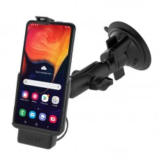 RAM® EZ-Roll'r™ Powered Suction Cup Mount for Samsung XCover Pro