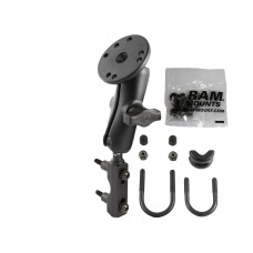 Brake/Clutch Reservoir U-Bolt Mount for the Garmin 12s, & Streetpilots.