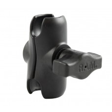"Double Socket Short Arm for 1"" Ball"
