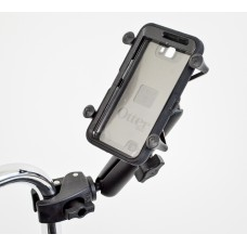 Universal X-Grip® Phablet Rail and Tube Mount