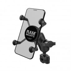 X-Grip® Phone Mount with RAM® Torque™ Small Rail Base