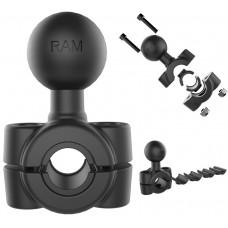 "Torque™ Handlebar and Rail Base 1"" Ball 0.375"" to 0.625"" Diameter"