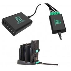 GDS™ Intelligent 6-port USB Charger