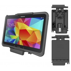 Locking Vehicle Dock with GDS Technology for the Samsung Galaxy Tab 4 10.1