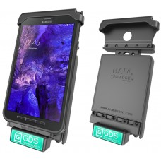 Locking Vehicle Dock with GDS™ Technology for the Samsung Galaxy Tab Active 8.0