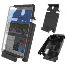 Locking Vehicle Dock with GDS Technology for the Samsung Galaxy Tab S 8.4