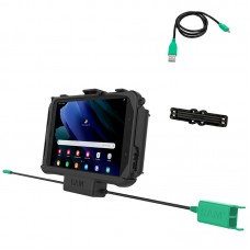 RAM® EZ Roll'r™ Power + Dual USB Data Cradle for Tab Active3 and Tab Active2
