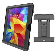 "Tab-Tite™ Holder for 10"" Tablets inc Samsung Galaxy Tab 4 10.1 & Tab S 10.5 in Otterbox Defender Case"