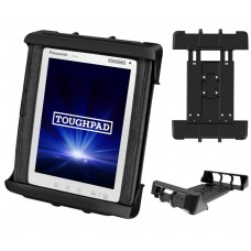 Tab-Tite™ Universal Holder for the Panasonic Toughpad™ FZ-A1 (w/ case)