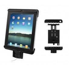 Tab Dock-n-Lock™ Lockable Holder for the Apple iPad 2 & 3 without Case / Skin / Sleeve