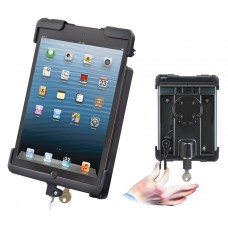 Tab Dock-n-Lock™ Lockable Holder for the Apple iPad mini without Case / Skin / Sleeve
