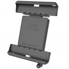 """Tab-Lock™ Locking Holder for 10"""" Tablets inc the Samsung Galaxy Tab 4 10.1 and Tab S 10.5 with Otterbox Defender Case"""