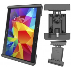 """Tab-Lock™ Locking Holder for 10"""" Tablets including the Samsung Galaxy Tab 4 10.1 and Tab S 10.5"""