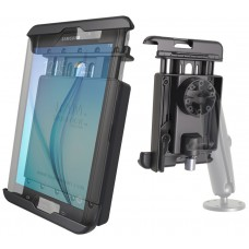 """Tab-Lock Holder for 8"""" Tablets inc Samsung Galaxy Tab A 8.0 with Otterbox Defender Case"""