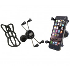 "X-Grip® Large Phone Holder with 1.5"" Ball"