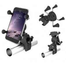 Tough-Claw™ Mount with Universal X-Grip Phone Holder