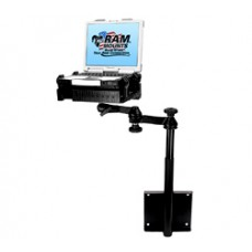 Universal Laptop Mount with Flat Vertical Base
