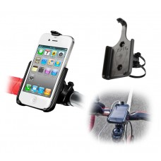 EZ-ON/OFF Bicycle Mount for iPhone 4 & 4S