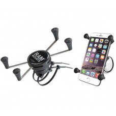 EZ-ON/OFF™ Bicycle Mount with Universal X-Grip® Large Phone Holder