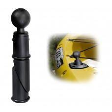 "Wedge Adapter with 1.5"" Diameter Ball for Kayaks"