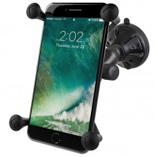 X-Grip® Large Phone Mount with Low Profile Suction Base