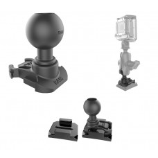 "1"" Ball Adapter for GoPro® Mounting Bases"