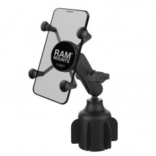 Stubby™ Cup Holder Mount with Universal X-Grip® Phone Holder