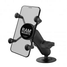 RAM® X-Grip® Phone Mount with Flex Adhesive Base