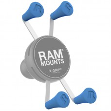 RAM® X-Grip® Blue Rubber Cap 4-Pack